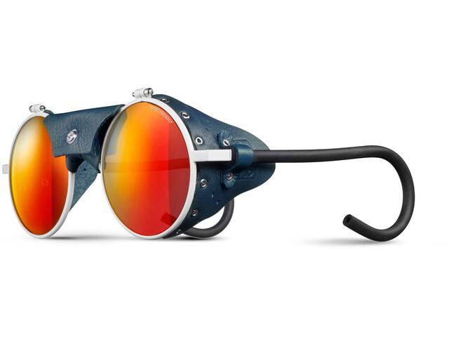 Julbo Vermont Classic Spectron 3CF Occhiali da sole, blu/rosso